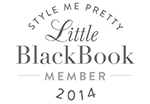 Kartoe on Style Me Pretty: The Little Black Book